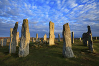 LATE LIGHT AT CALLANISH