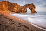 LATE LIGHT AT DURDLE DOOR
