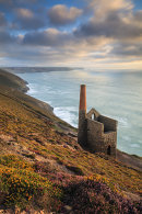 LATE SUMMER AT WHEAL COATES