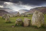 LIGHT SHAFTS (Castlerigg)
