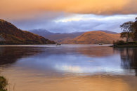 LOCH ETIVE AT SUNSET