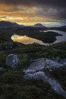 LOCH INCHARD SUNRISE