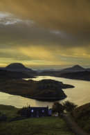 LOCH INCHARD VIEW