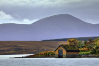 LOCH LOYAL BOATHOUSE