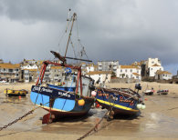 PLACEMAT Low Tide (St Ives)