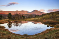 MORNING LIGHT (Kelly Hall Tarn)