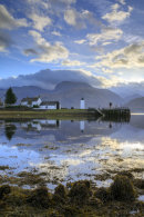 MORNING AT CORPACH