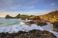 MORNING AT KYNANCE COVE