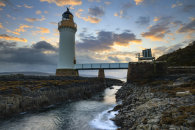 MORNING AT RUBHA NAN GALL LIGHTHOUSE