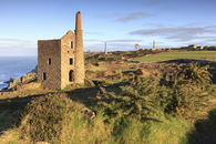 MORNING AT WHEAL OWLES