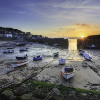 COASTER Mousehole Sunrise