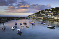 MOUSEHOLE AT SUNRISE