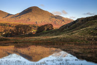 OLD MAN OF CONISTON REFLECTED