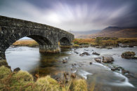 OLD BRIDGE, COLADOIR RIVER (Isle of Mull)
