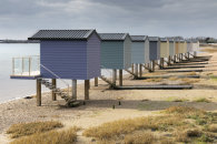 OSEA BEACH HUTS (Blackwater Estuary)