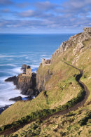 PATH TO THE CROWN MINES (Botallack)
