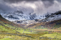 MOUNTAIN VIEW (Nant Ffrancon Valley)