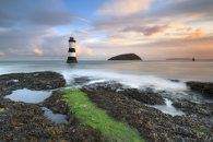 PENMON LIGHTHOUSE AT SUNRISE