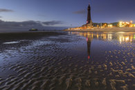 TWILIGHT REFLECTIONS (Blackpool)