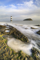 WATER SWIRL AT PENMON