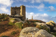 CASTLE AND MONUMENT VIEW (Carn Brea)