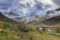 FARM IN NANT FFRANCON VALLEY
