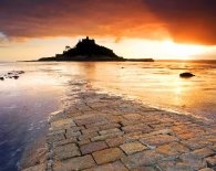 PLACEMAT The Causeway (St Michaels Mount)