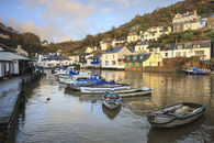 POLPERRO AT FIRST LIGHT