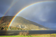 RAINBOWS OVER LOCH ETIVE