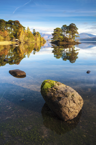 REFLECTIONS AT ABBOT'S BAY (Derwent Water)