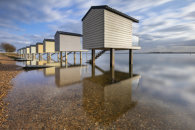REFLECTIONS AT OSEA BEACH HUTS
