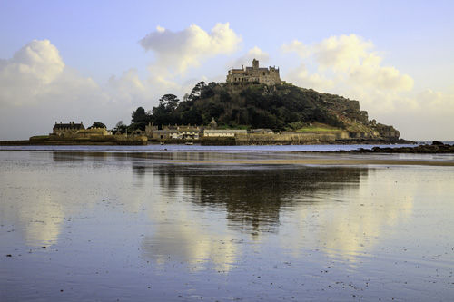 REFLECTIONS AT ST MICHAEL'S MOUNT