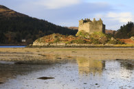REFLECTIONS AT TIORAM CASTLE