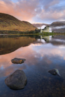 REFLECTIONS AT SUNRISE (Kilchurn Castle)
