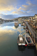 REFLECTIONS OF SUNRISE (Looe)