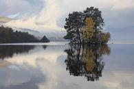 RISING MIST (Loch Tay)