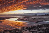 ROA ISLAND SUNSET