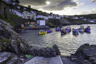 INTO THE LIGHT (Coverack)