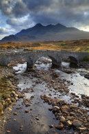 SLIGACHAN BRIDGE (Isle of Skye)