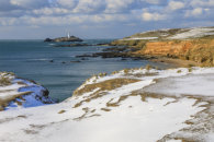 SNOW AT GODREVY