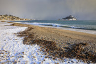 SNOW AT MOUNTS BAY