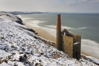 SNOW AT WHEAL COATES