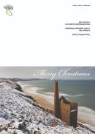 SNOW AT WHEAL COATES (Merry Christmas)