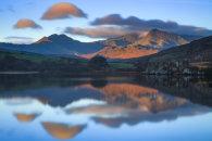 SNOWDON REFLECTIONS (Llyn Mymbyr)