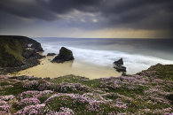 SPRING EVENING (Bedruthan Steps)