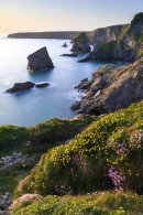 SPRING LIGHT (Bedruthan Steps)