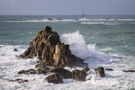 STORMY AFTERNOON (Land's End)