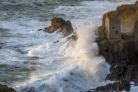 STORMY EVENING AT BOTALLACK