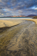 STREAM ON LUSKENTYRE BEACH