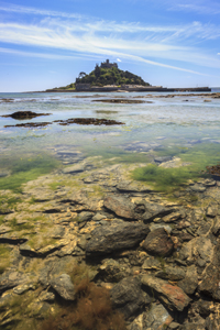 SUBMERGED BOULDERS (St Michael's Mount)